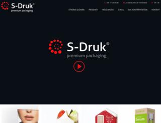 sdruk.pl screenshot