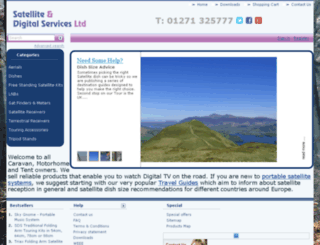 sdsdigital.co.uk screenshot