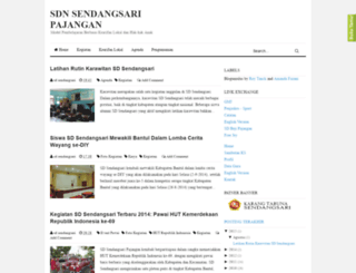 sdsendangsari.blogspot.com screenshot