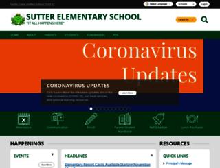 se-scusd-ca.schoolloop.com screenshot