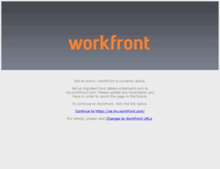 se.attask-ondemand.com screenshot