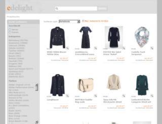 se.edelight.de screenshot