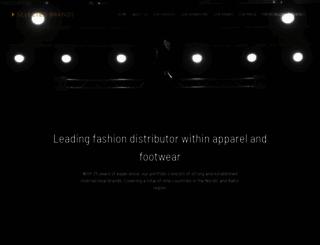 se.selectedbrands.com screenshot