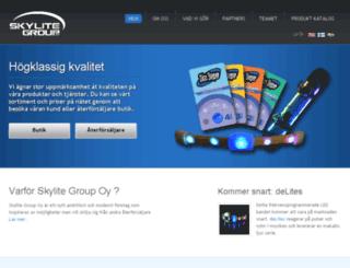 se.skylitegroup.com screenshot
