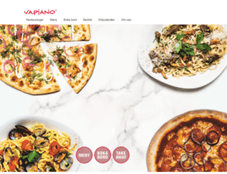 se.vapiano.com screenshot