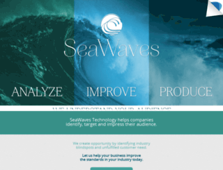 sea-waves.net screenshot