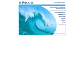 sea.ca screenshot