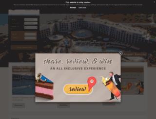 seabankhotel.com screenshot