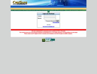 seabrookisland.capsure.com screenshot