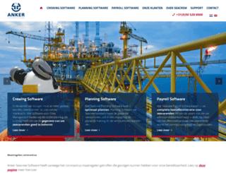 seacrew.com screenshot
