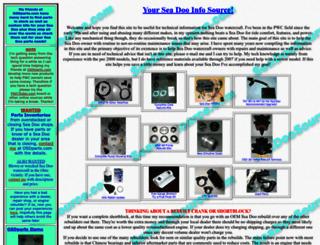seadoosource.com screenshot