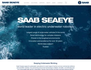 seaeye.com screenshot