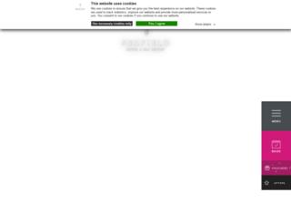 seafieldhotel.com screenshot
