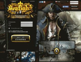 seafight.cz screenshot