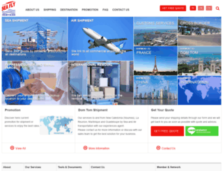 seafly-services.com screenshot