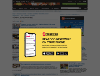 seafood.einnews.com screenshot