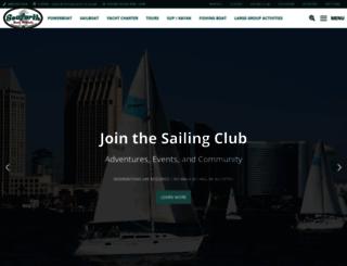 seaforthboatrental.com screenshot