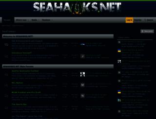 seahawks.net screenshot