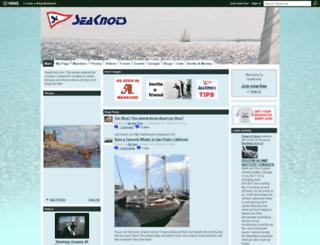 seaknots.ning.com screenshot