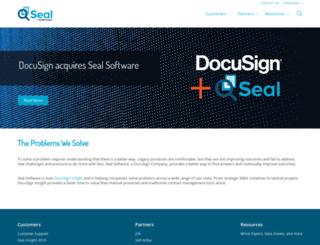 seal-software.com screenshot