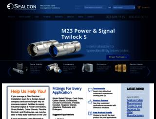 sealconusa.com screenshot