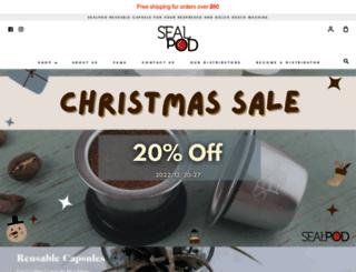 sealpod.com screenshot