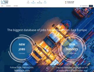 seamensway.com screenshot