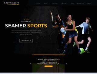 seamersports.com screenshot