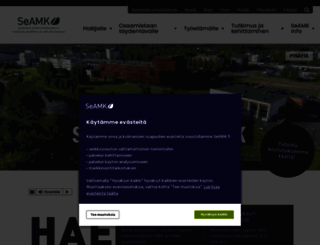 seamk.fi screenshot