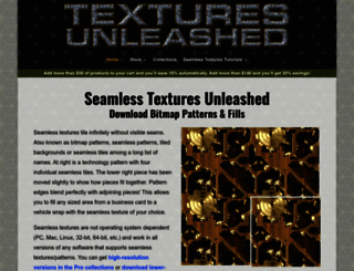 seamless-textures-unleashed.com screenshot