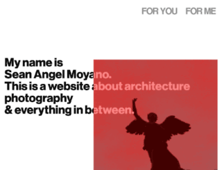 seanmoyano.weebly.com screenshot