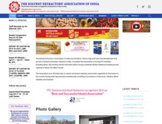 seaofindia.com screenshot