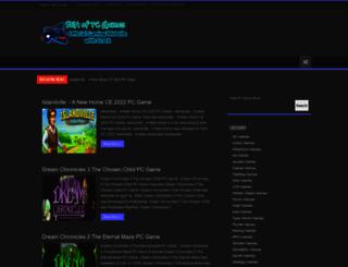 seaofpcgames.com screenshot