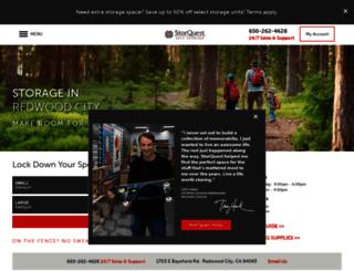 seaportstorage.com screenshot