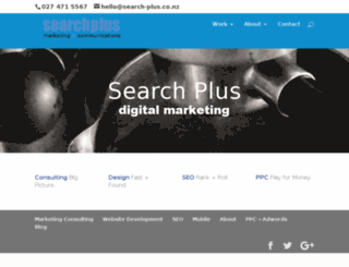 search-plus.co.nz screenshot
