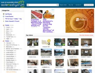 search.acilensatiyorum.com screenshot