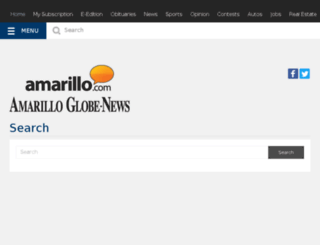 search.amarillo.com screenshot