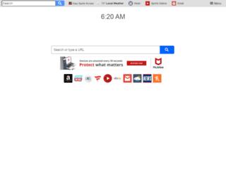 search.easysportsaccess.com screenshot