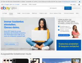 search.ebay.ch screenshot