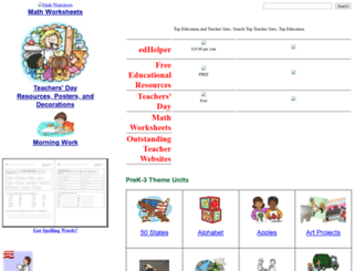 search.edhelper.com screenshot
