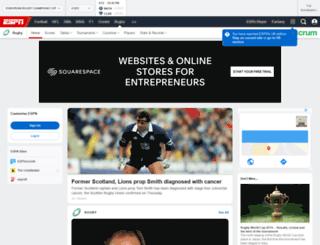 search.espnscrum.com screenshot