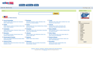 search.ezilon.com screenshot
