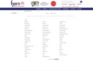 search.fjorn.com screenshot