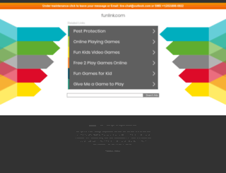 search.funlink.com screenshot