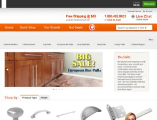 search.knobs4less.com screenshot