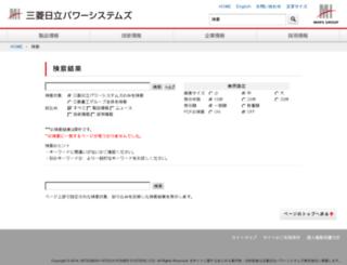 search.mhps.com screenshot