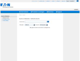 search.moeller.net screenshot