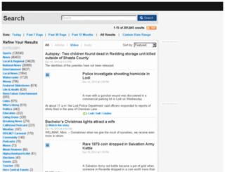 search.news10.net screenshot
