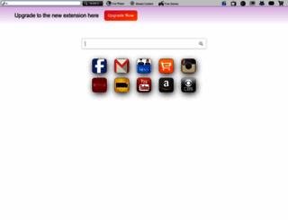 search.newtab-tvsearch.com screenshot