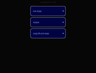 search.pandaapp.com screenshot